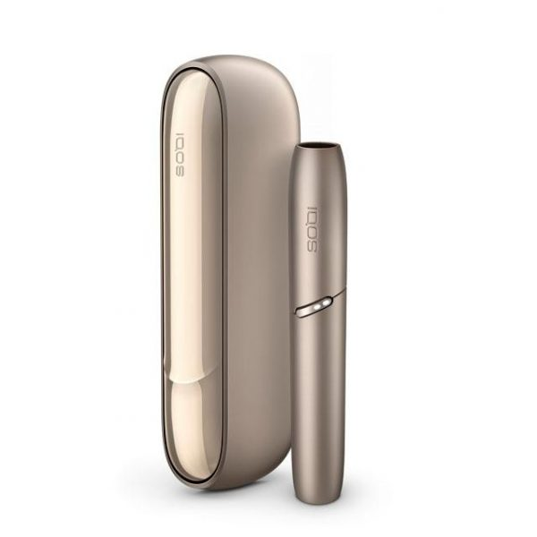 IQOS 3 DUO Kit Brilliant Gold in Dubai/UAE