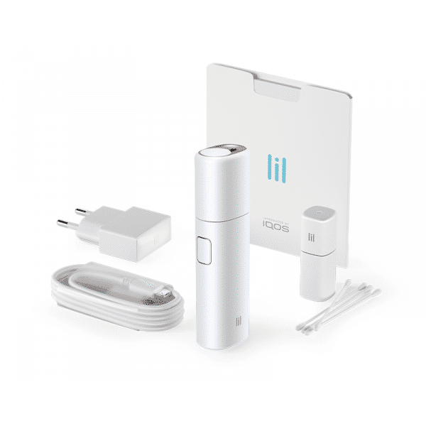 IQOS LIL SOLID BLUE KIT IN DUBAI /UAE