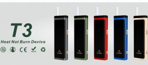 LAMBDA T3 Heat Not Burn Tobacco Heating Device, Compatible with All IQOS Heatsticks IN DUBAI/UAE