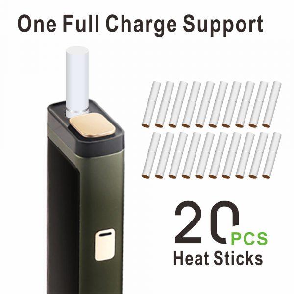LAMBDA T3 Heat Not Burn Tobacco (Army Green) IN DUBAI/UAE
