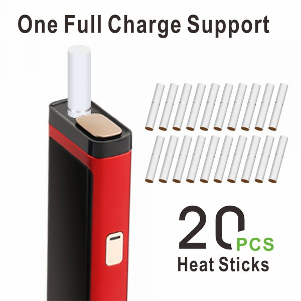 LAMBDA T3 Heat Not Burn Tobacco Heating Device (Red) IN DUBAI/UAE