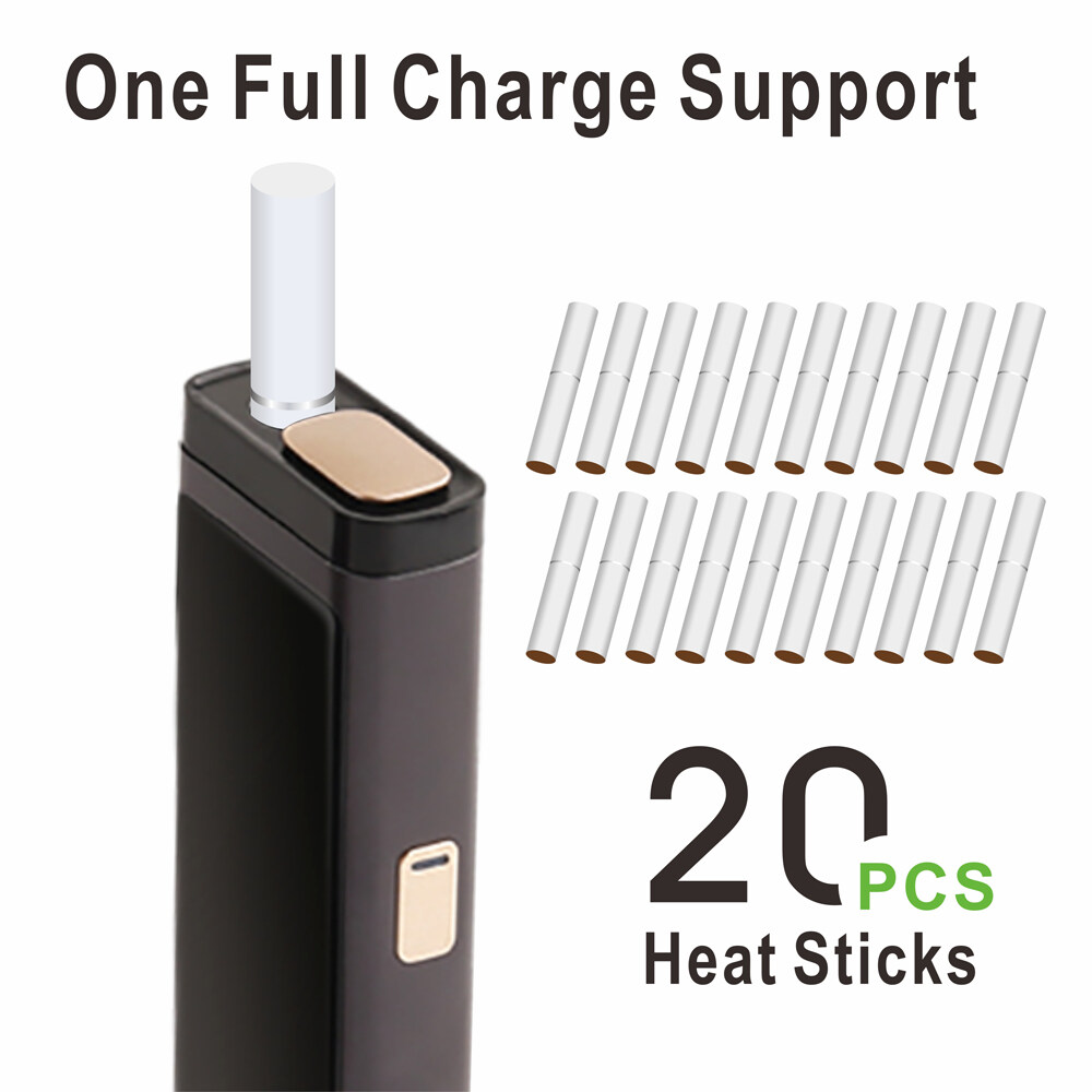 LAMBDA T3 Heat Not Burn Tobacco Heating Device (Black) IN DUBAI/UAE